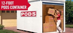 PODS Storage Containers